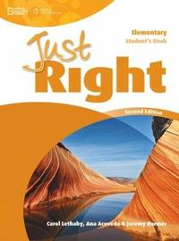 Just Right Elementary by Jeremy Harmer