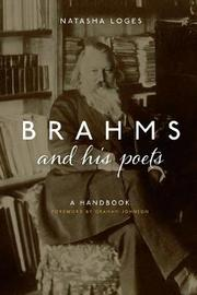 Brahms and His Poets by Natasha Loges image
