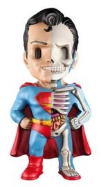 "DC Comics: Superman (Golden Age) - XXRAY 4"" Vinyl Figure"