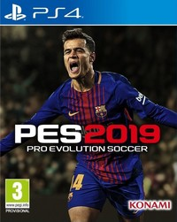 Pro Evolution Soccer 2019 for PS4