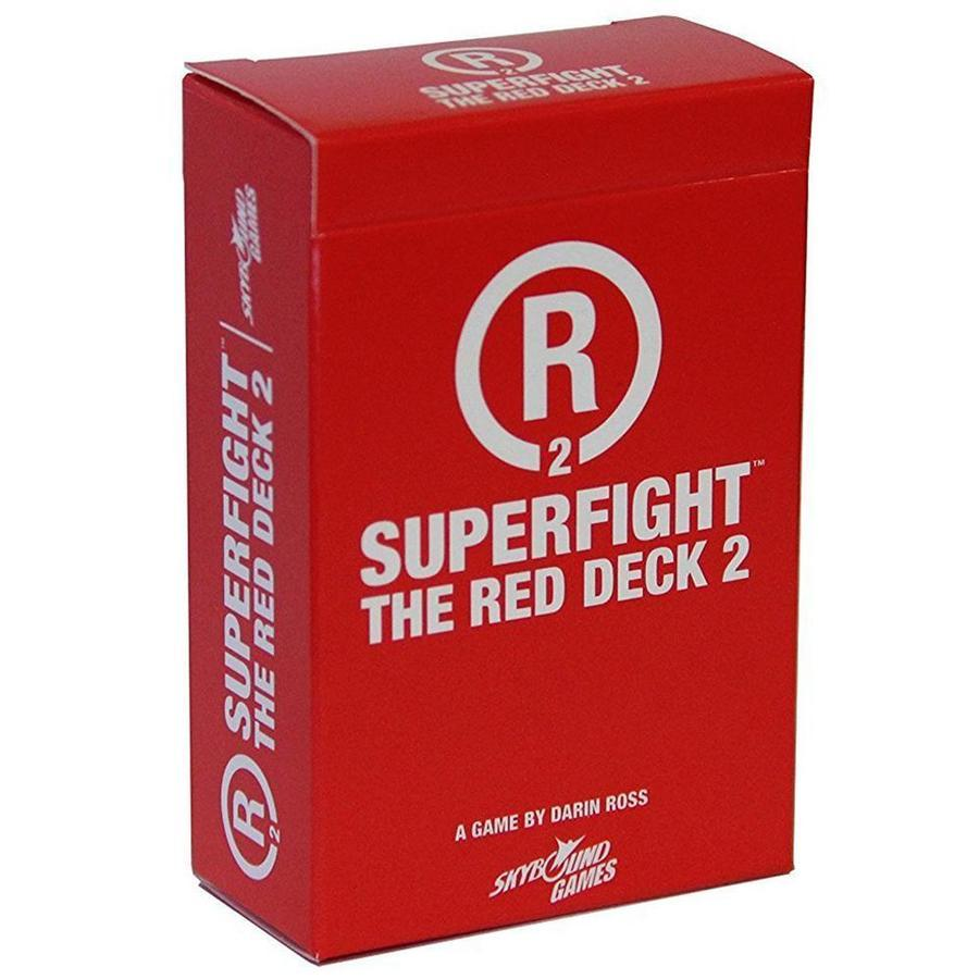 Superfight! - The Red Deck 2 image