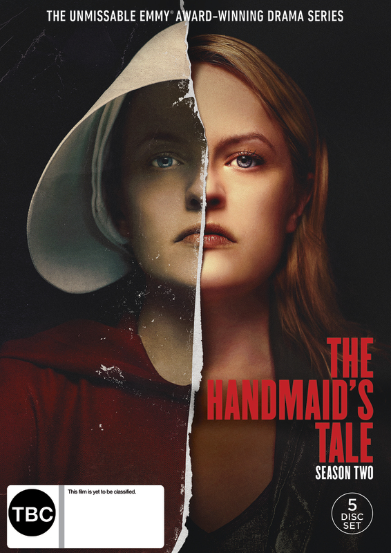 The Handmaid's Tale: Season 2 on DVD