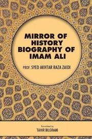 Mirror of History by Syed Akhtar Raza Zaidi image