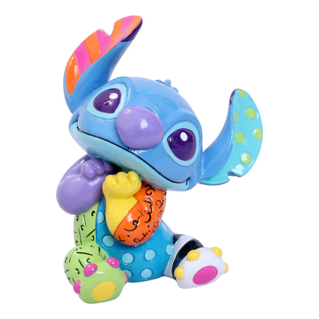 Romero Britto: Mini Figurine Stitch