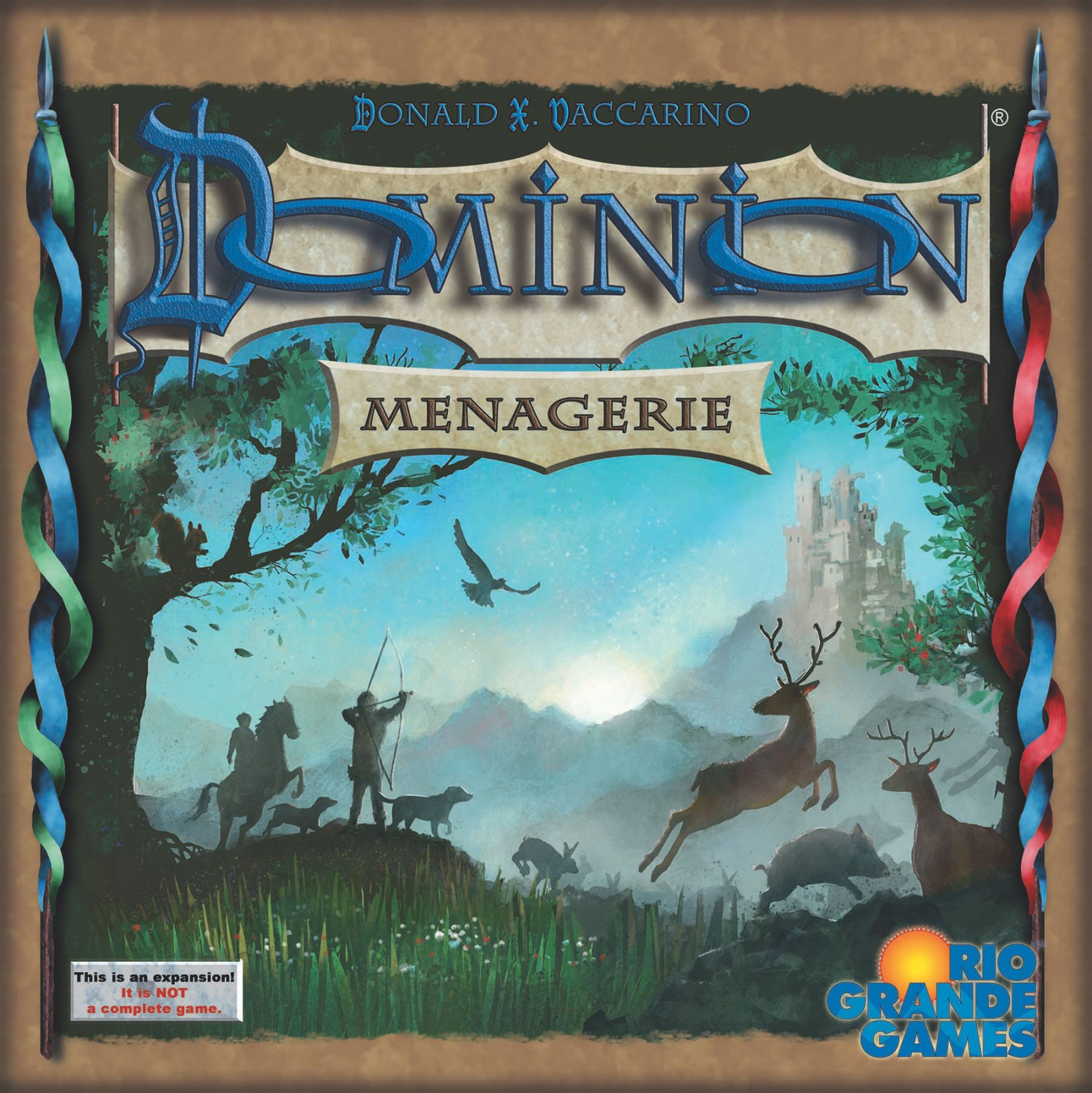 Dominion: Menagerie - Game Expansion image