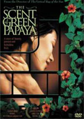 Scent Of Green Papaya on DVD