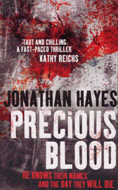 Precious Blood by Jonathan Hayes image