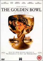 The Golden Bowl on DVD
