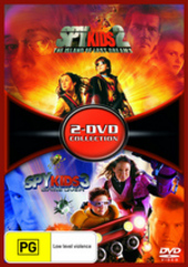 Spy Kids 2 / Spy Kids 3 - 2-DVD Collection (2 Disc Set) on DVD