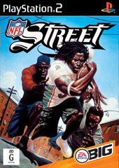 NFL Street for PS2