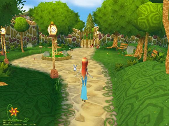 Winx Club for PlayStation 2 image