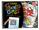 Paper Stained Glass: Color-by-Number Art for Your Windows by Klutz Press