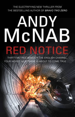 Red Notice by Andy McNab image