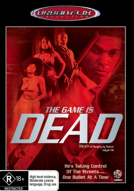 Game Is Dead, The (Urban Flix Collection) on DVD image