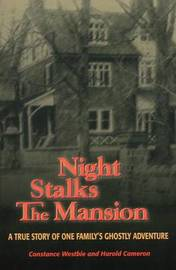 Night Stalks the Mansion by Constance Westbie image