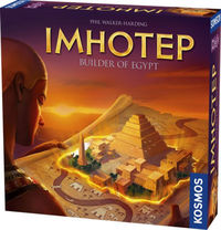 Imhotep - Board Game