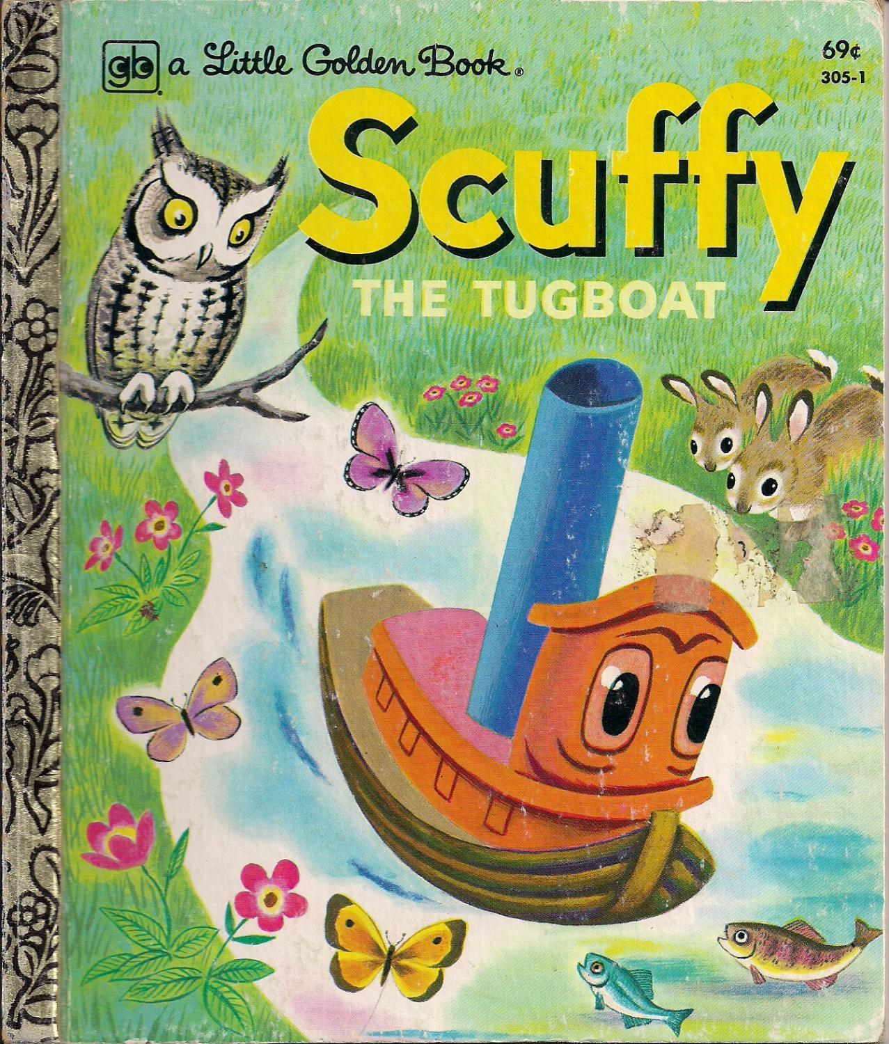 LGB: Scuffy the Tugboat by Gertrude Crampton image