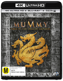 The Mummy - Tomb Of The Dragon Emperor (4K UHD + Blu-ray) DVD