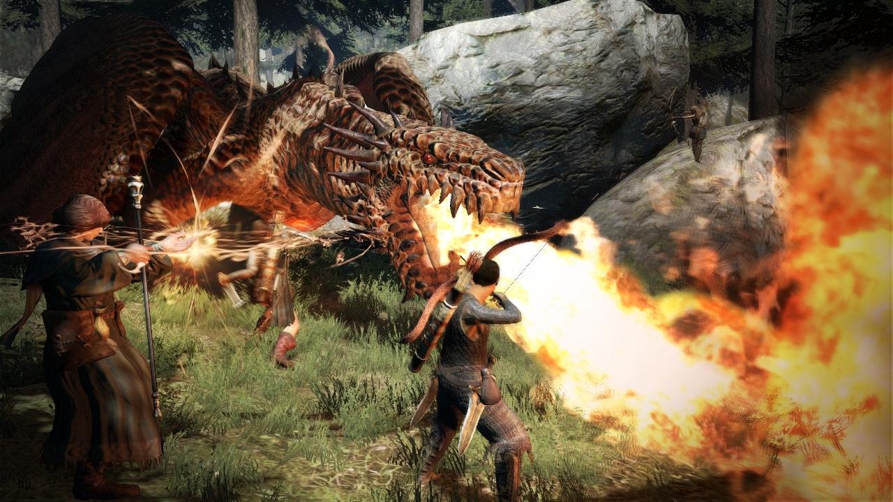 Dragon's Dogma: Dark Arisen HD for Xbox One image