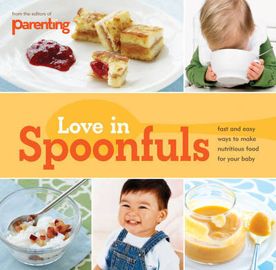 "Love in Spoonfuls by ""Parenting Magazine"" image"