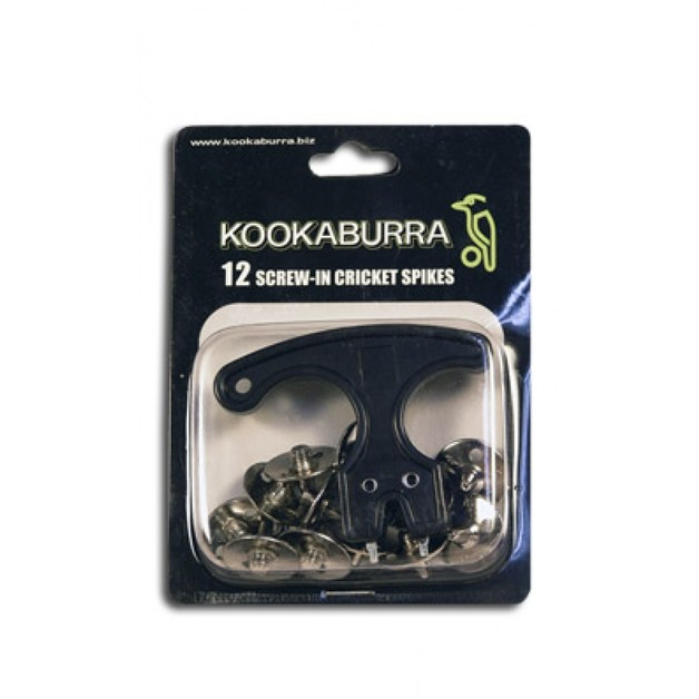 Kookaburra Metal Spike Set
