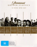 Golden Classics Collection (10 Movie Boxset) on DVD