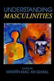 Understanding Masculinities by Mairtin Mac an Ghaill image