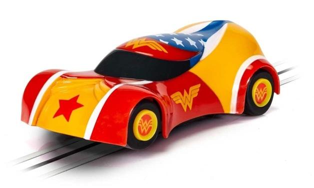 Scalextric: Justice League (Wonder Woman) - Micro Slot Car