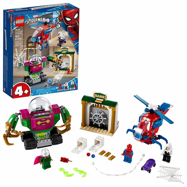 LEGO Marvel: The Menace of Mysterio - (76149)