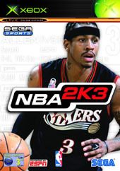 NBA 2K3 for Xbox
