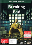 Breaking Bad - The Fifth Season DVD