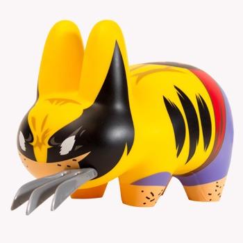 """Marvel Labbit Wolverine 7"""" Vinyl Figure"""