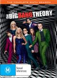 The Big Bang Theory - The Complete Sixth Season on DVD
