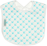Silly Billyz Large Bib (Planes)