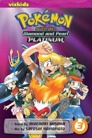 Pokemon Adventures: Diamond and Pearl/Platinum, Vol. 8 by Hidenori Kusaka