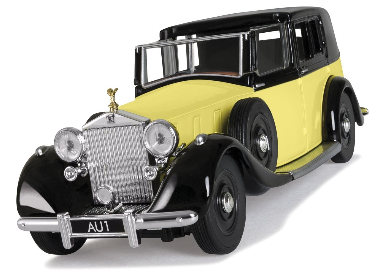 Corgi: 1/36 James Bond Rolls Royce Phantom III 'Goldfinger' image