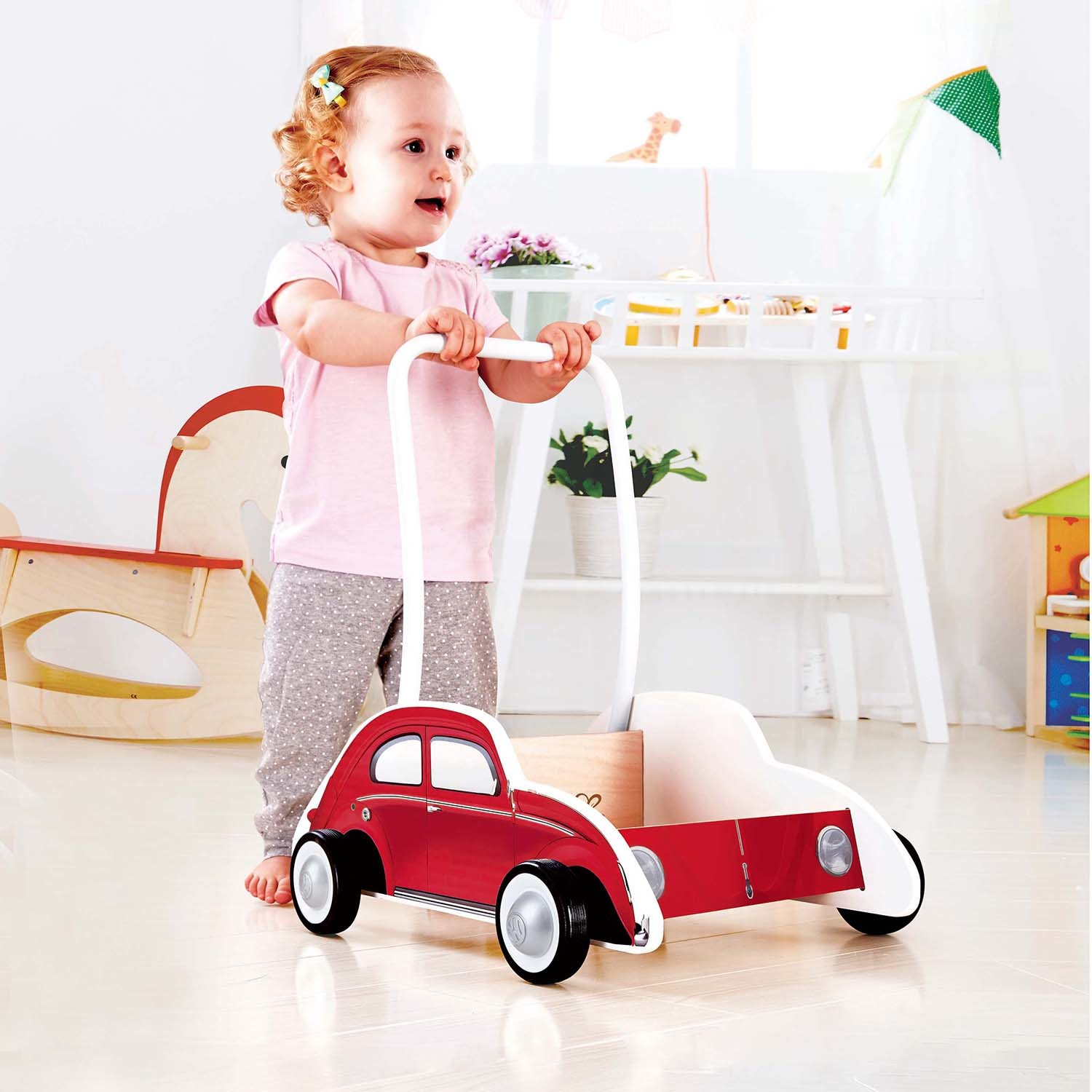 Hape: Beatle Walker (Red) image