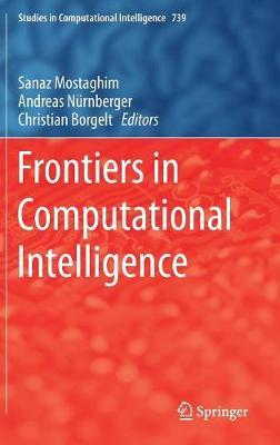 Frontiers in Computational Intelligence image