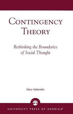 Contingency Theory by Gary Itzkowitz