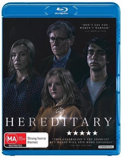 Hereditary on Blu-ray