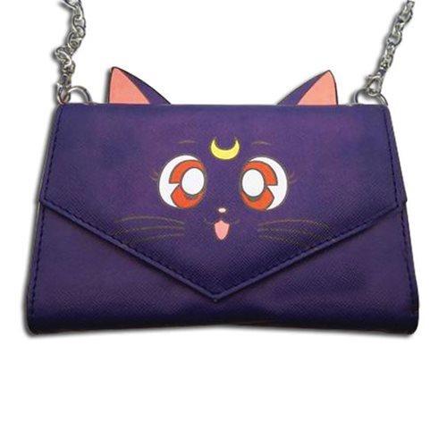 Sailor Moon: Luna themed - Envelope Wallet