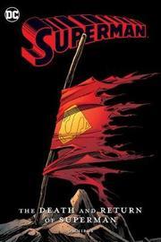 The Death and Return of Superman Omnibus by Dan Jurgens