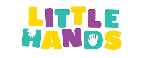 Little Hands: 6-Page Sticker Book - Magic (Assorted Designs) image