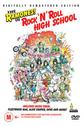 Rock N Roll High School on DVD