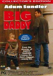 Big Daddy on DVD