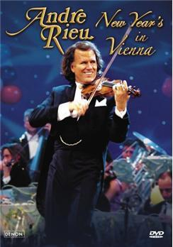 Andre Rieu - New Year's In Vienna on DVD