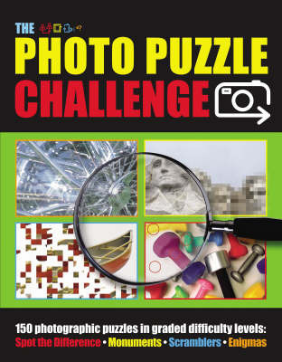 The Photo Puzzle Challenge by Tim Dedopulos