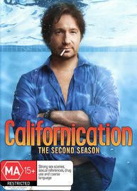 Californication - The 2nd Season on DVD