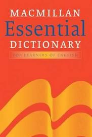 Macmillan Essential Dictionary image