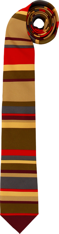 Doctor Who 4th Doctor Necktie image